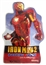 IRON MAN 2 POPPING CANDY AND LOLLIPOP 12 COUNT