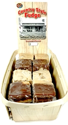 Kettle Creek Farms Gourmet Fudge Squares 16 Count
