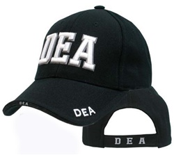 DEA EMBROIDERED BASEBALL STYLE CAP
