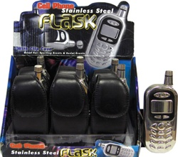 CELL PHONE FLASKS