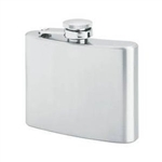 STAINLESS STEEL FLASK WIDE 5 OZ