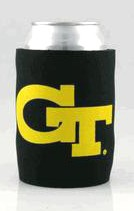 GEORGIA TECH YELLOW JACKETS CAN COOLERS 6 COUNT