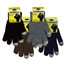 Touchscreen Winter Gloves 6 Count