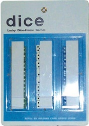 DICE CLEAR