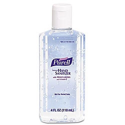 Purell Hand Sanitizer 4 oz 24 Count