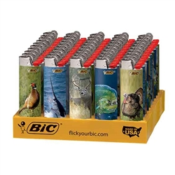 Outdoor Bic Lighters 50 Count