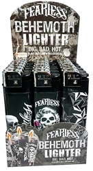 Fearless Behemoth Lighters 18 Count