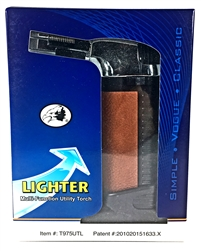 Hand Held Utility Torch Lighter