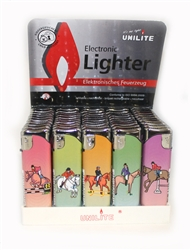 UNILITE ELECTRONIC POLO LIGHTERS 50 COUNT