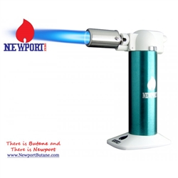 Newport Zero Butane Torch Green 6""