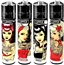 Clipper Lighters Rockabilly 48 Count