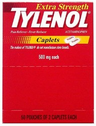 TYLENOL X-STRENGTH 2 PACK