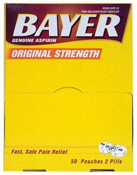 BAYER 2 PACK