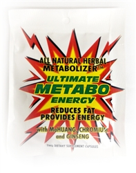 ULTIMATE METABO ENERGY 36 COUNT