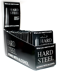 Hard Steel Male Sexual Enhancer 24 Count