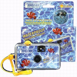 WATER PROOF CAMERA
