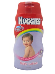 HUGGIES BABY LOTION