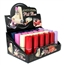 Lipstick Shape Pill Box Storage Container 24 Count