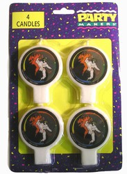 PARTY CANDLES 4 PACK