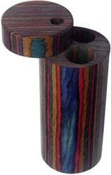 WHOLESALE COLORFUL ROUND DUGOUT WITH BAT PIPE