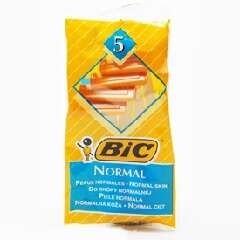 BIC SHAVERS REGULAR 5's