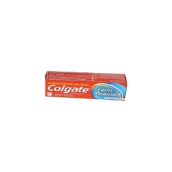 COLGATE TRAVEL SIZE 1.3 OZ TOOTHPASTE 24 COUNT