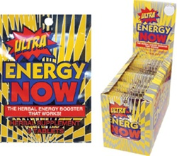 ULTRA ENERGY NOW