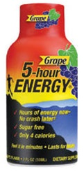 5 HOUR ENERGY GRAPE FLAVOR 12 COUNT