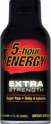 5 HOUR ENERGY EXTRA STRENGTH 12 COUNT