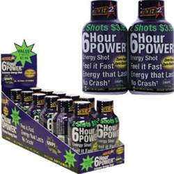 6 HOUR POWER GRAPE 2 PACK 6 COUNT