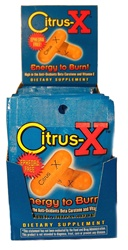 CITRUS X ENERGY 24 COUNT