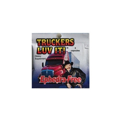 Truckers Luv It Energy 3 Pack 48 Count