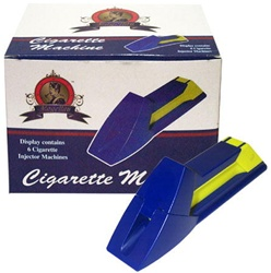 MAGELLAN CIGARETTE INJECTOR MACHINES 6 COUNT