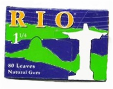 "RIO 1 1/4"" ROLLING PAPERS 50 COUNT"