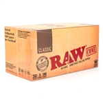 Raw Rolling Paper Cones 3's King Size 32 Count