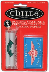 ALIEN CHILLS ROLLING MACHINES 78MM 12 COUNT