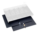 MMF Cash Drawer Locking Lid for Money Tray