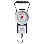 Berkley Portable Scale With Tape - 50 LB