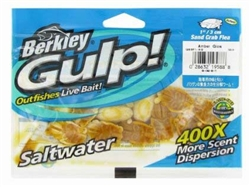 Berkley Gulp Sand Crab Flea