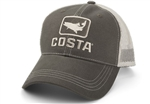 Costa Del Mar Trout Trucker Hat
