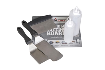 Camp Chef 6pc Griddle Tool Set