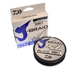 Daiwa J-Braid x4 - 300yd Spool