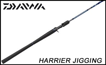 Daiwa Harrier Jigging Rods
