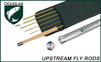 Douglas Outdoors Upstream Fly Rods