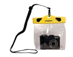"Dry Pak Waterproof Camera Case 6"" x 5"" x 2"""
