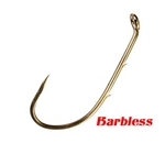 Eagle Claw 181 Barbless Baitholder Hook