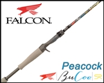 Falcon Rods BuCoo Peacock Casting Rods