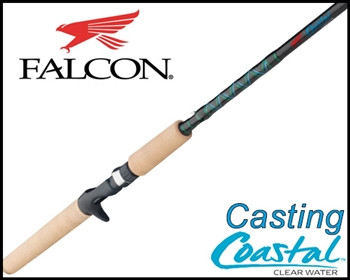 Falcon Rods Coastal Clear Water Casting Series
