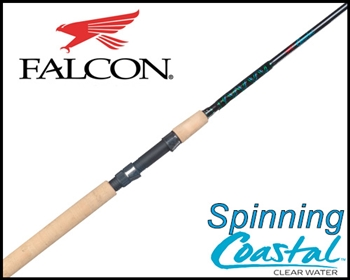 Falcon Rods Coastal Clear Water Spinning Series