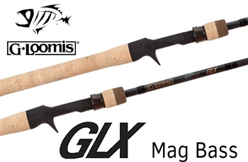 G. Loomis GLX Mag Bass Rods